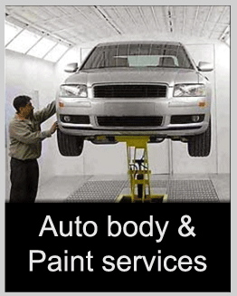 Auto body and paint services Coral Gables